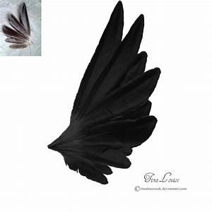 Dark Angel Wings by TinaLouiseUk on DeviantArt