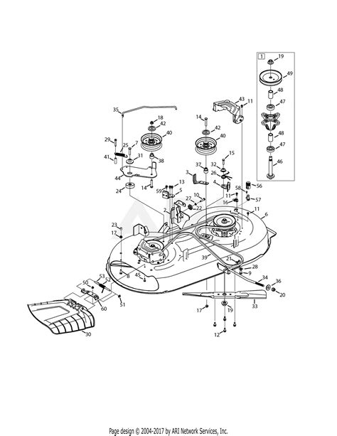 Wire Diagram Huskee Mtd by Huskee Lt4200 Wiring Diagram