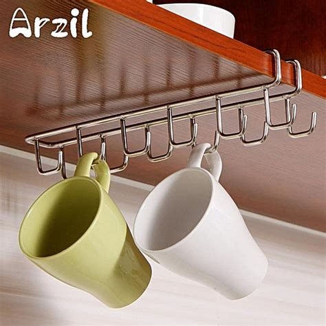 Cabinet Coffee Mug Holder by Universal Mug Holder Coffee Tea Cup Rack Storage Kitchen