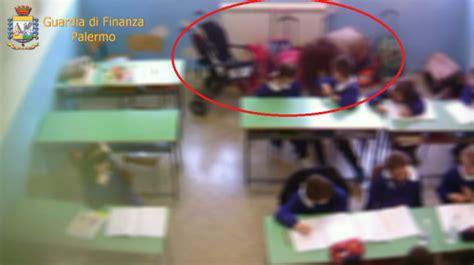 schiaffi sul sedere quot alunni maltrattati quot 3 maestre arrestate a partinico