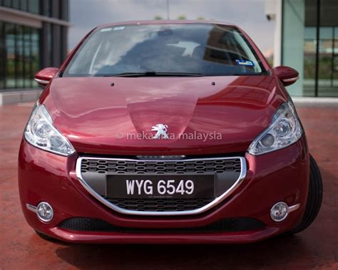 Modifikasi Peugeot 208 by Peugeot 208 Nyata Berbeza Mekanika Permotoran Gaya Baru