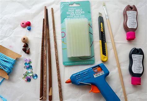 Wanddesign Selber Malen by Diy Harry Potter Wands For Wizards My Poppet Makes