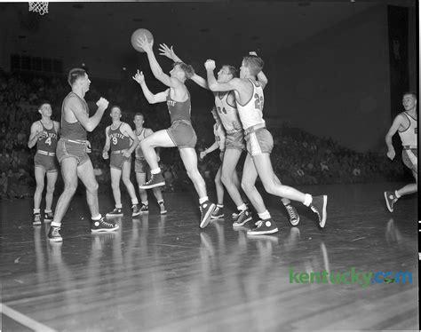 lafayette clark county basketball game  kentucky