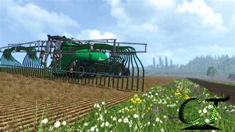 samson pg ii  trailer   beta farming simulator