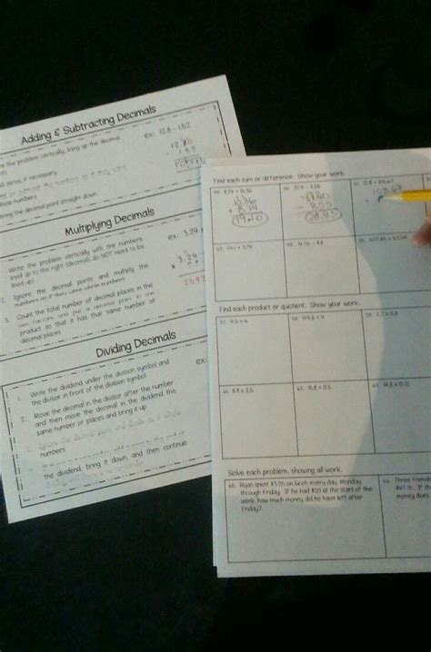 7th grade math staar review packet showme staar review