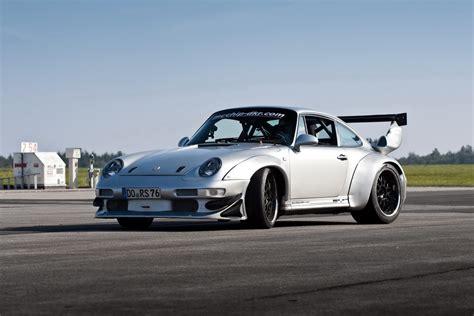 Mcchip-dkr Porsche 911 Gt2 993 Custom