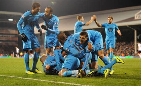 Soccer – Barclays Premier League – Fulham v Tottenham ...
