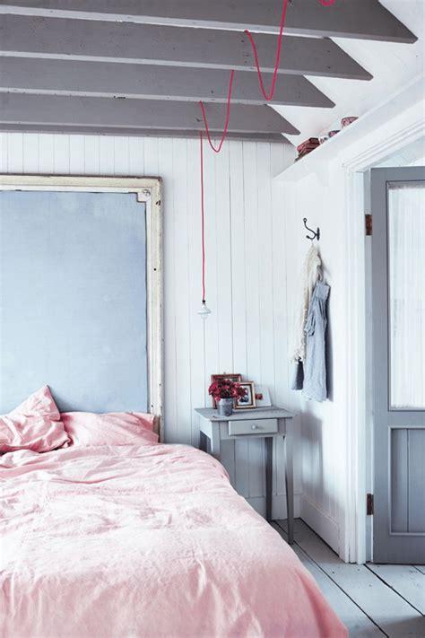 inspiration couleur chambre une chambre couleur pastel d 39 inspiration nordique