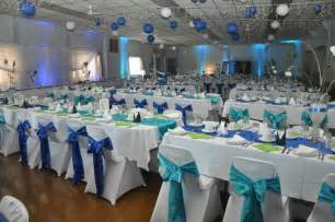 teal wedding decorations july613