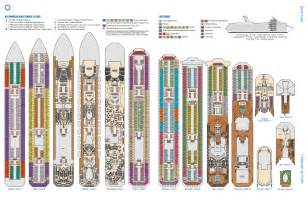 carnival pride printable deck plans carnival liberty deck plans pictures to pin on