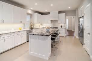 kitchen island with granite countertop black and white granite island countertop contemporary