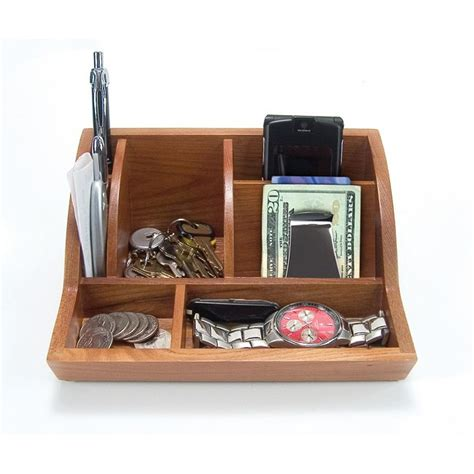 mens leather valet tray desk tidy recommended home and lifestyle products real men real style