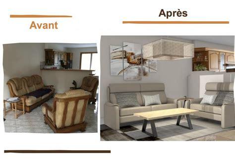 renover canape cuir avant après projet de décoration et d 39 aménagement d 39 espace
