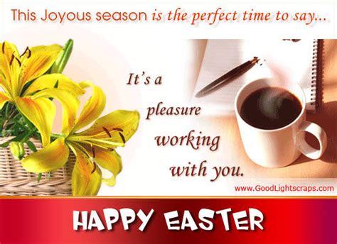joyous season   perfect time  sayits  pleasure working   happy easter