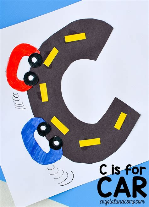 letter of the week c is for car 204 | c is for car letter of the week