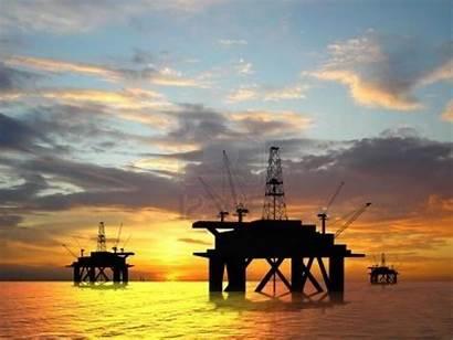 Oil Rig Wallpapers Platform