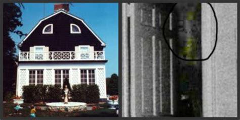 fantome dans la maison d amityville fantome spectre
