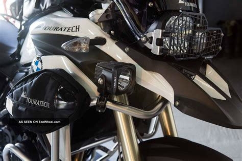 Bmw F800gs 2013 Factory Lowered Suspension