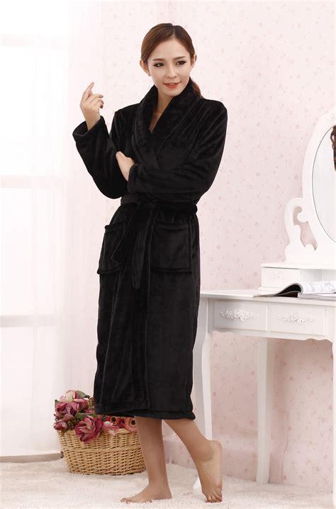 robe de chambre kimono femme great robe robe de chambre femme velours noir