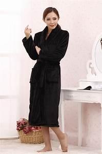 robe de chambre femme polaire longue 2017 et robe de With robe de chambre chaude et longue