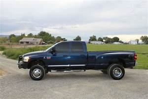 Purchase Used 2008 Ram 3500 4x4 Dually Diesel  6 Speed In
