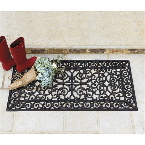 Design Doormats by Highgate Doormat Oversized Ballard Designs