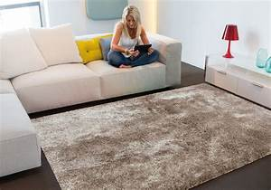 tapis lounge collection swing shaggy taupe 140x200 With tapis shaggy avec canape convertible 140x200