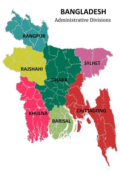 green bangla tours maps