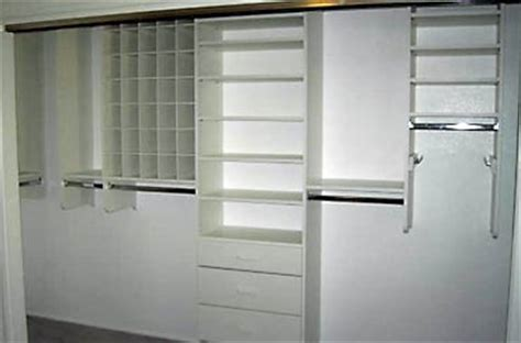 Closet Components by Casequick Custom Closets Cabinet Doors Drawers Hardware