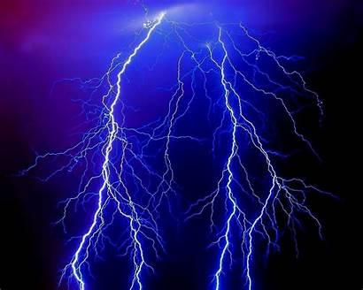 Lightning Storm Electric Thunder Wallpapers Desktop Demonic