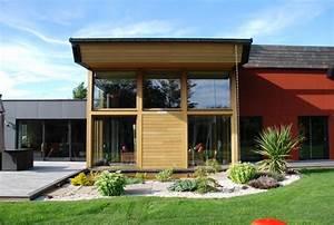 Maison En Bois Tout Compris : maison ossature bois ~ Melissatoandfro.com Idées de Décoration
