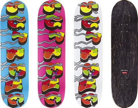Supreme Skate Deck Size by Spraydaily Daily News From The Graffiti World