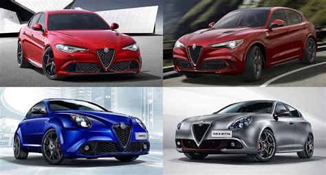 Alfa Romeo Tendrá Hasta Cinco Lanzamientos En 2017 En