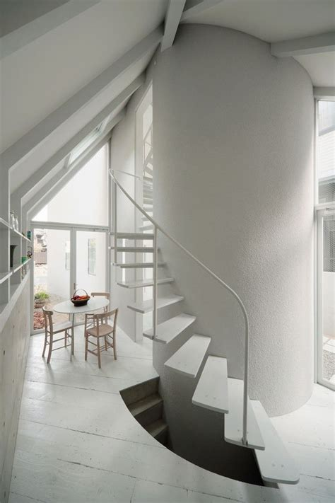 elegant modern spiral stairs design ideas   fit