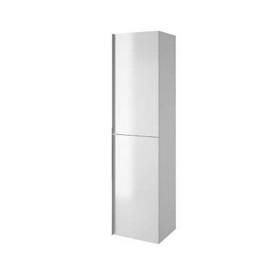 colonne de salle de bains blanche 35 cm ohla castorama