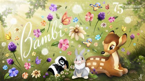 2560 X 1600 Wallpaper Bambi Wallpaper Disney Parks Blog