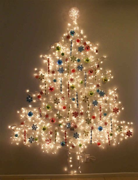christmas tree in lights christmas 2017 7 diy decor ideas to brace your home 5101