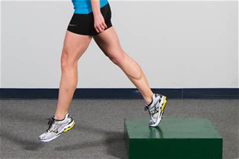 leg hop legs muscles  runners training exercises