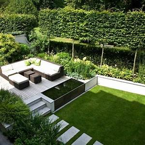 jardin paysager contemporain design 4 jardin paysager With photo jardin moderne design
