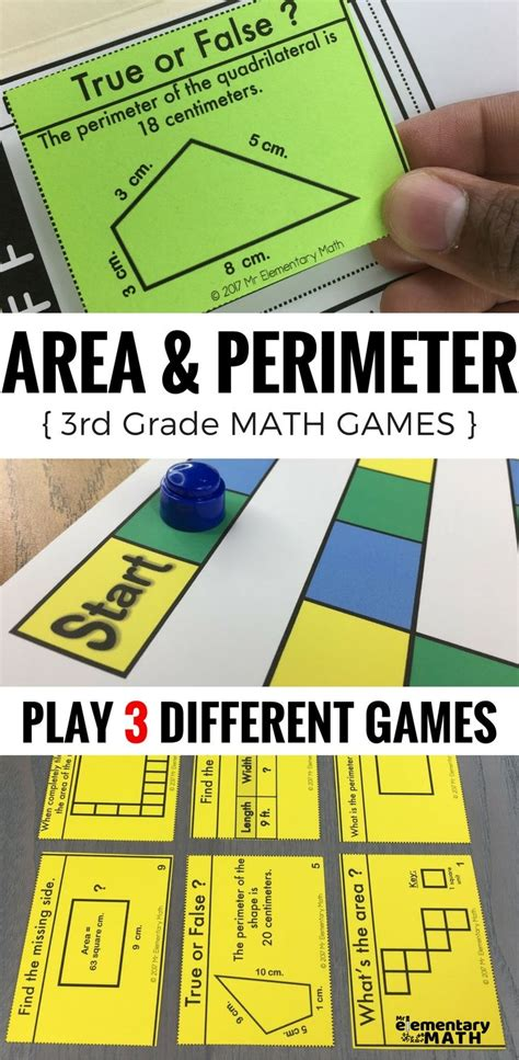 25+ Best Ideas About Area And Perimeter Games On Pinterest  Perimeter Games, Area And Perimeter