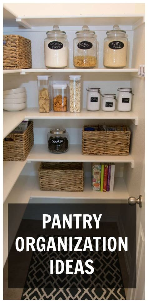 18 Best Kitchen Organization Images On Pinterest