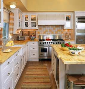 yellow kitchen backsplash ideas decorating with yellow myhomeideas com