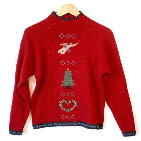 superman jesus tacky ugly christmas sweater the ugly