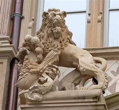 chambre de commerce de strasbourg lions de la chambre de commerce strasbourg