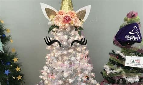 Lo último: árboles de Navidad de unicornio