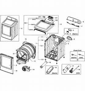 Samsung Dryer Heater Diagram
