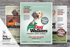 Free Dog Walking Flyer Template Dog Walker Flyer Templates Dog Walker Flyer Flyer