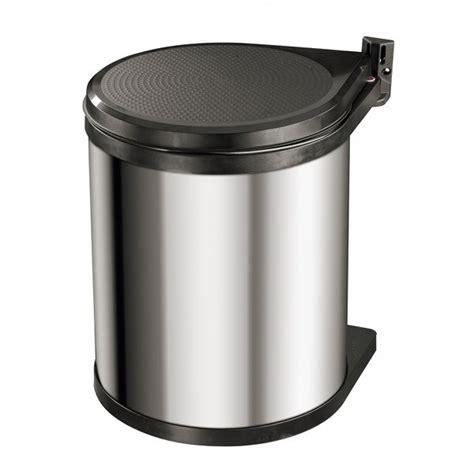hailo poubelle encastrable cuisine boite de rangement poubelle de cuisine