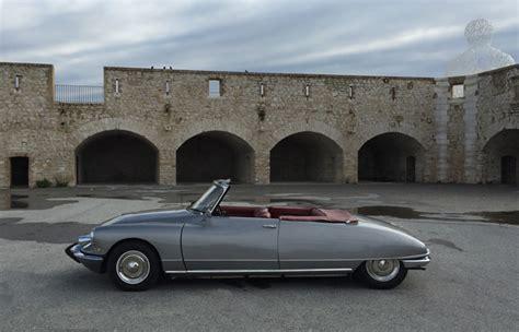 vintage citroen ds citro 235 n ds convertible rent a classic car