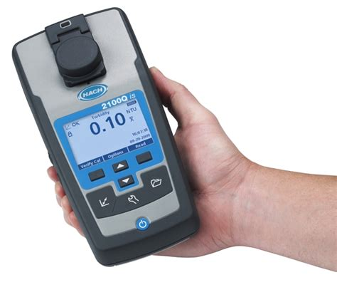 hach 2100q portable turbidimeter camlab uk
